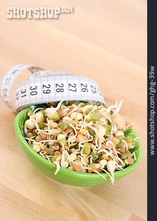 Seedling, Diet, Soy, Soybean, Soybean Sprouts, Soybean