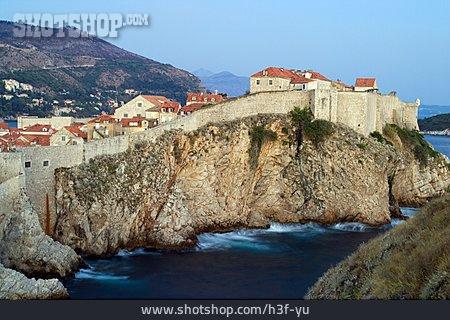 Rocky, Croatia, Dubrovnik