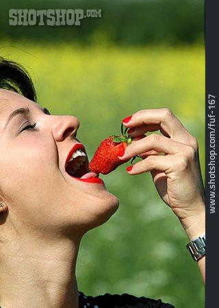 Strawberry Season, Strawberry, Pleasurably