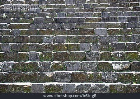 Staircase, Stone Stairs, Quirigua