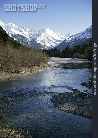Landscape, European Alps