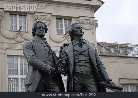 Memorial, Goethe, Schiller