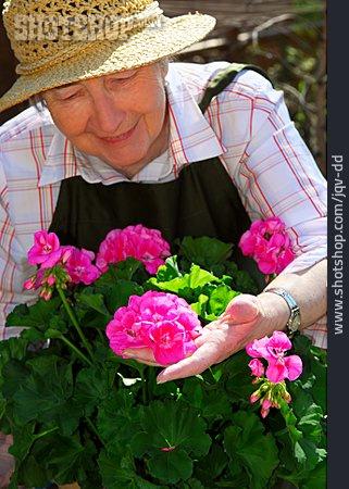 Active Seniors, Gardening, Gardener