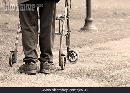 Social Issues, Disabled, Frail