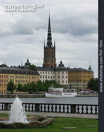 Old Town, Stockholm, Riddarholmskyrka