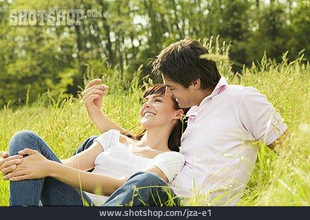 Love Couple, Excursion, Summer