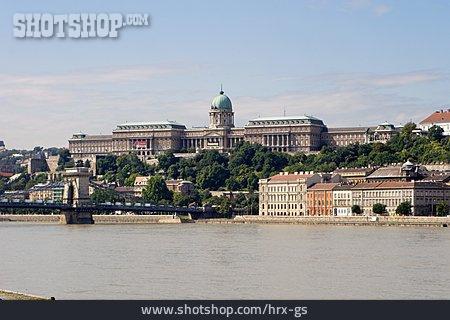 Danube River, Budapest, Castle