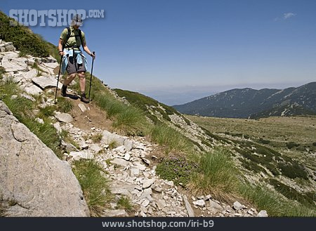 Trekking, Nordic Walking, Hiking