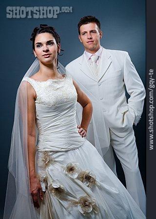 Wedding, Festive, Wedding Couple