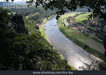 Elbe Valley, Saxon Switzerland, Elbe Sandstone Mountains