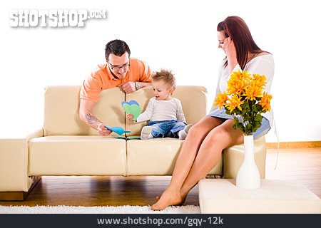 Domestic Life, Mothers Day, Family