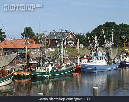 Harbour, Greetsiel