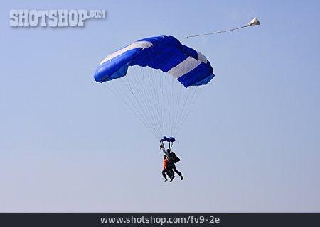 Paragliding, Paragliding, Tandem Skydiving