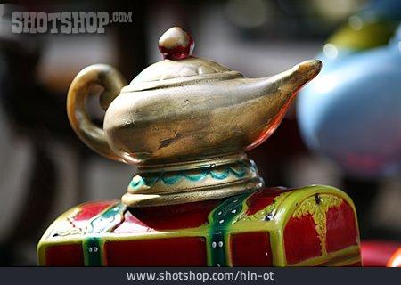 Oil Lamp, Magic Lamp