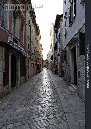 Old Town, Alley, Porec
