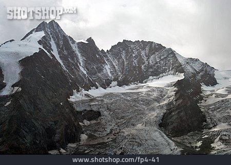 Glacier, Mountainous Region, Grossglockner