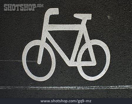 Asphalt, Bike Lane
