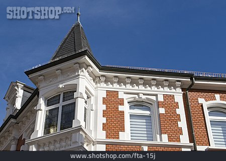 Brick, Old House