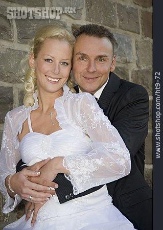Wedding, Bride, Groom, Bridal Couple
