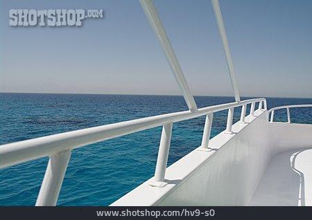Boat, Railing