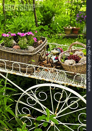 Garden, Nostalgia