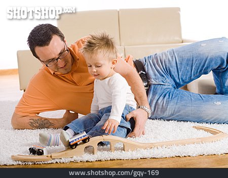 Father, Fun & Games, Son