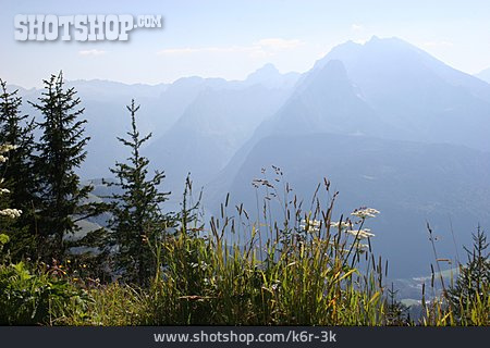 Mountain Range, Haze