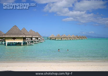 South Seas, Bungalow, Beach Hut