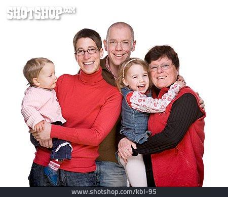 Family, Portrait, Generation