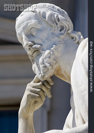 Statue, Herodotus