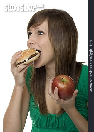 Temptation, Cheeseburger, Hot Hunger