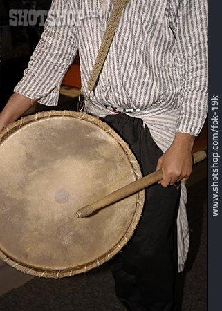 Drummer, Musician