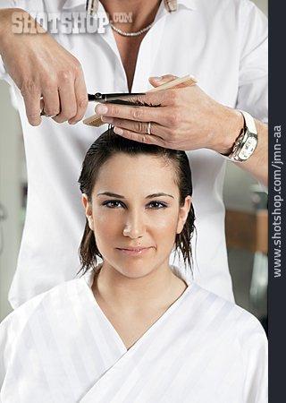 Hairstyle, Hairdressing, Hair Cut
