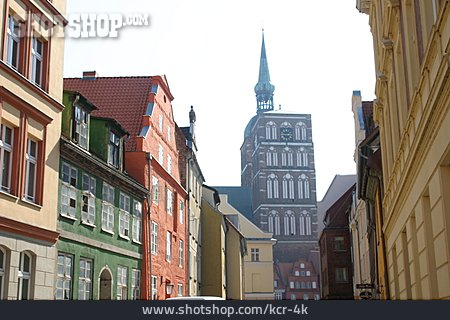 Stralsund, Nikolaikirche