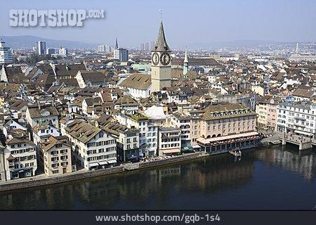 City View, Limmat, Zurich