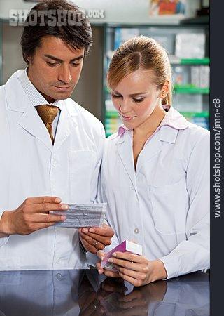 Pharmacy, Leaflet, Pharmacist, Pharmacist