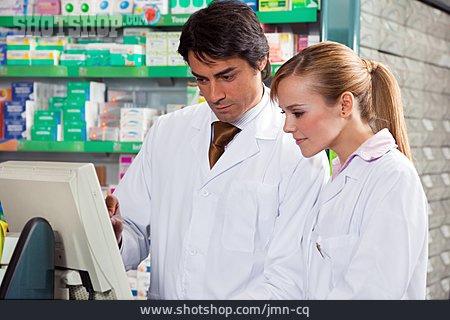 Pharmacy, Pharmacist, Pharmacist