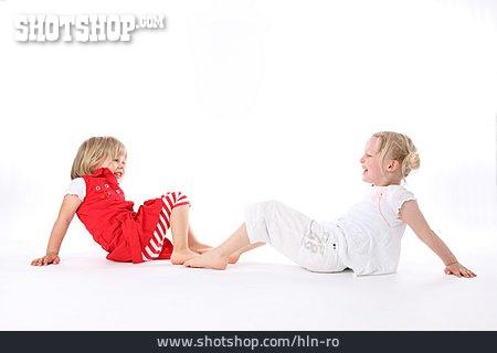 Child, Girl, Fun & Happiness, Giggling