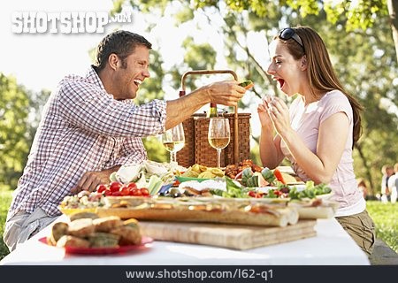 Couple, Fun & Happiness, Eating & Drinking