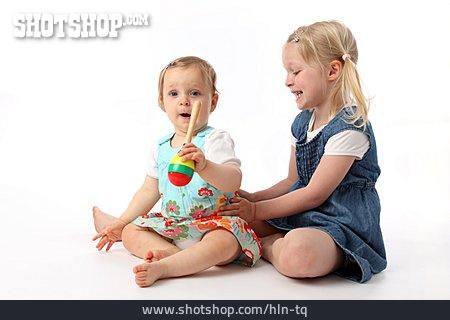 Child, Girl, Sister