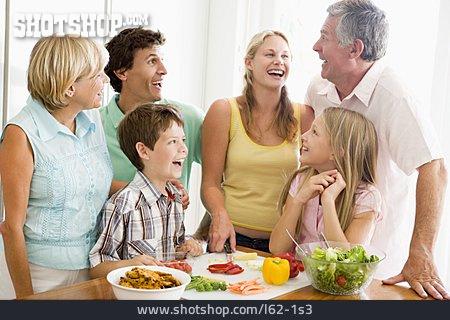 Meeting & Conversation, Kitchen, Family, Generation