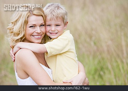 Mother, Togetherness, Portrait, Son