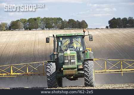 Agriculture, Tractor, Dung