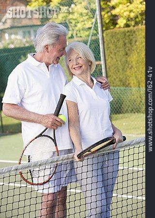 Active Seniors, Tennis, Tennis Player