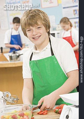 School Children, Class, Nutrition Science