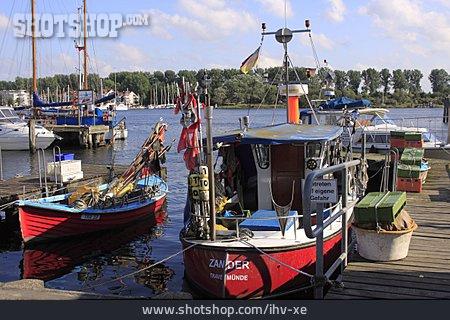 Fishing Boat, Fishing Port