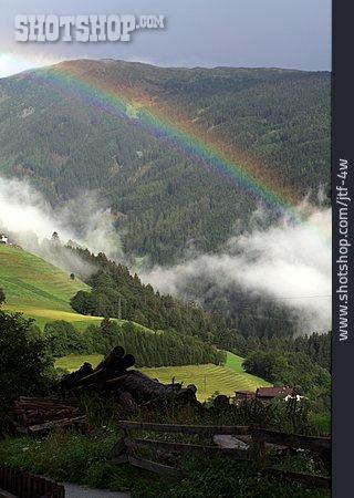 Rainbow, Stubaital