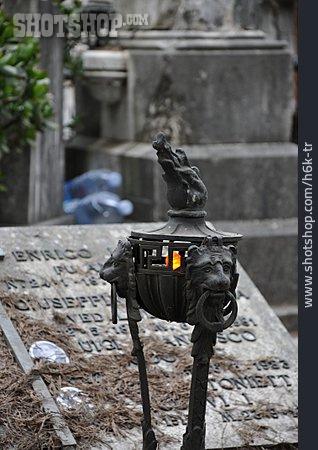 Grave, Rome, Grave Light, Campo Di Verano