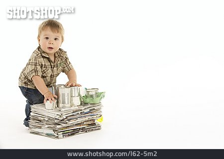 Toddler, Recycling