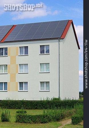 House, Solar Energy, Energy Production